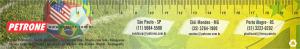 Réguas em Cartão de PVC