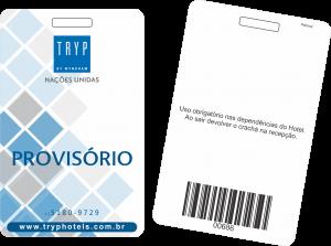 Cartões Magnéticos em PVC em Soluções para Hotéis